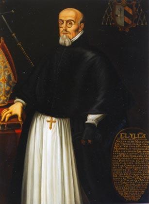 Visita de México en1646