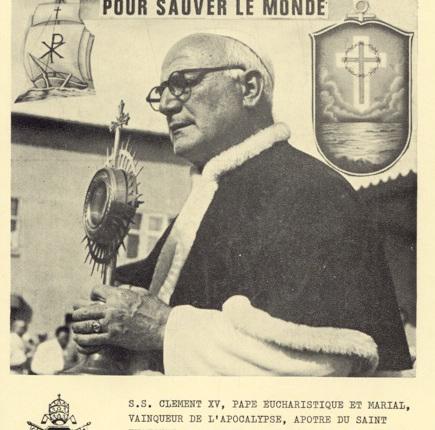 Modern Alternative Popes 2: Apostles of Infinite Love,France