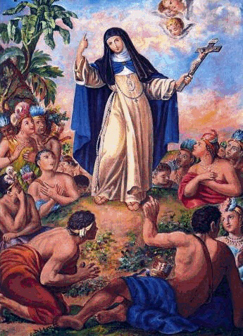 Högt ovanför klausuren: Spansk-amerikanska kontemplativa kvinnors andligaflygfärder