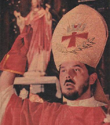 Chriszekal Elias a.k.a Peter II: The Pope of Eddystone,Pennsylvania