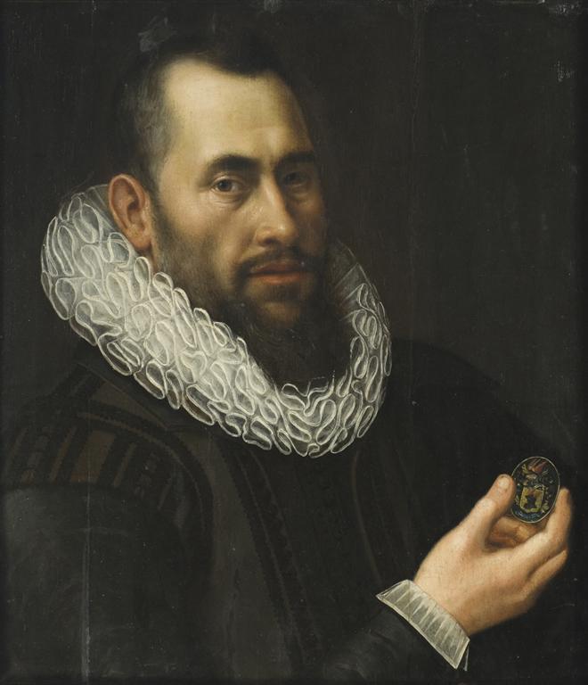 Laurens van der Plas: En nederländsk konstnär i Gustav II Adolfstjänst