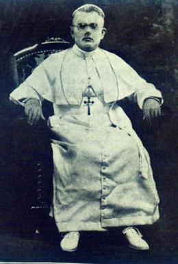Adam Oraczewski ‒ Pope AdamII