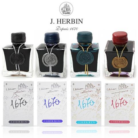 France-J-HERBIN-limited-edition-1670-ink-with-gold-powder-ink-dip-pen-pen-packing-bag.jpg_640x640