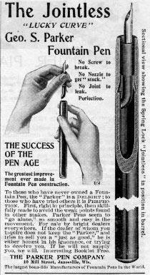 Parker_Jointless_1898_advertisement
