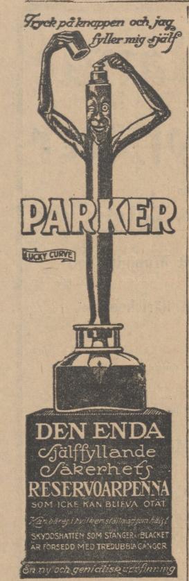 1916 Parker