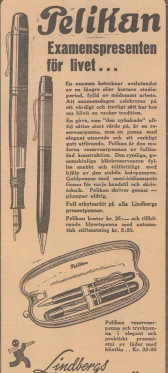 1939 Pelikan