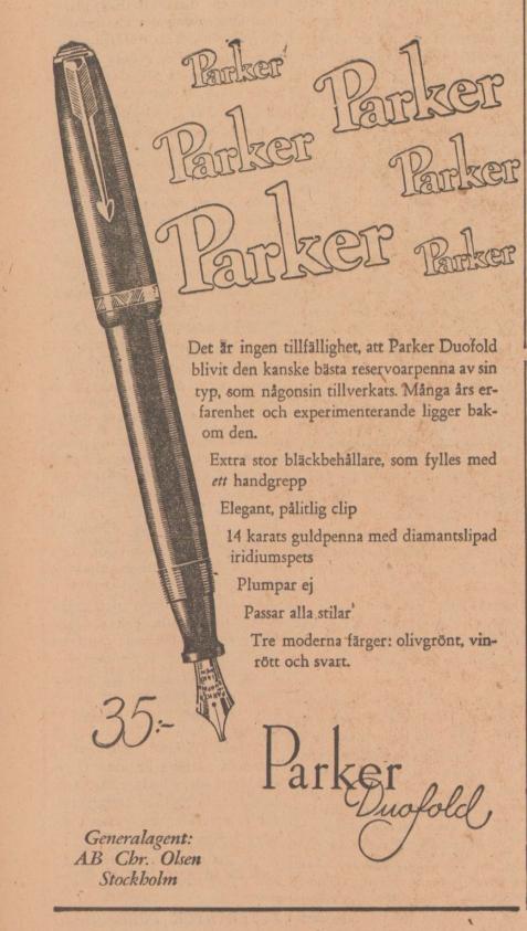 1948 New Duofold