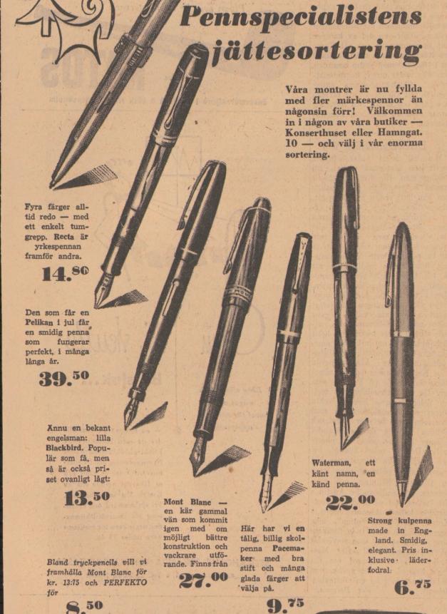 1950 varia