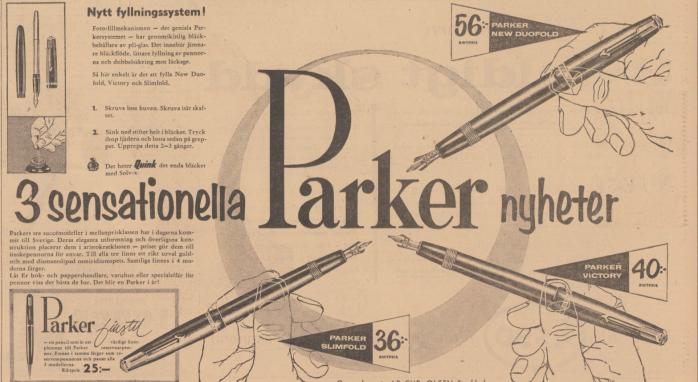 1954 Parker