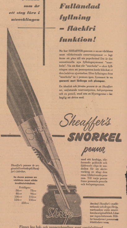 1954 Snorkel
