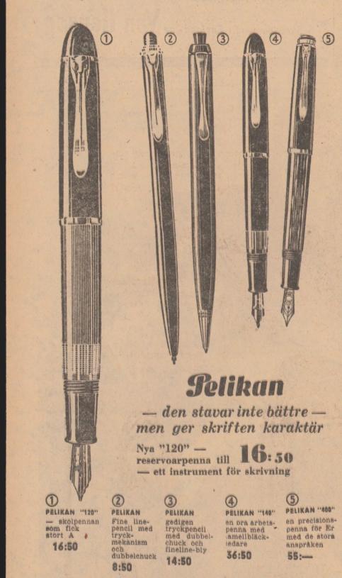 1957 Pelikan